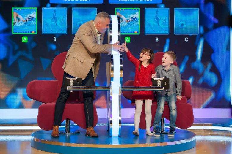 Fotó: TV2/Vigyázat, gyerekkel vagyok!