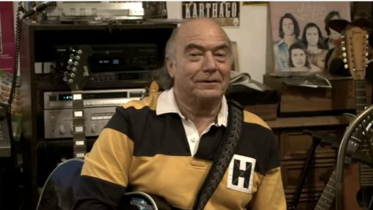 Komoly betegséget diagnosztizáltak Szigeti Ferencnél, a Karthago gitárosánál