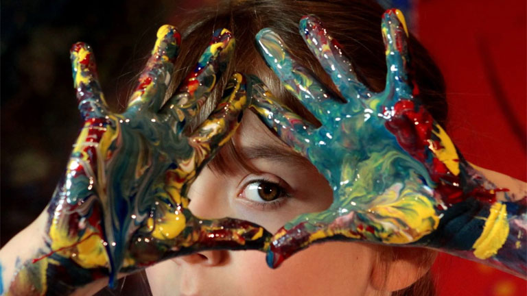 Aelita Andre műveiért megvesznek a kritikusok (Fotó: Aelita Andre/Facebook)