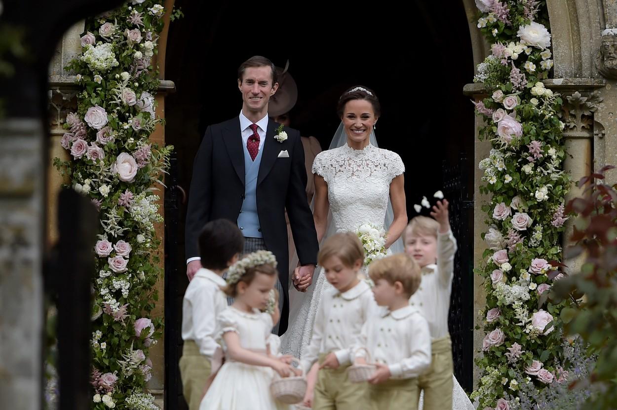 Pippa Middleton máris terhes?