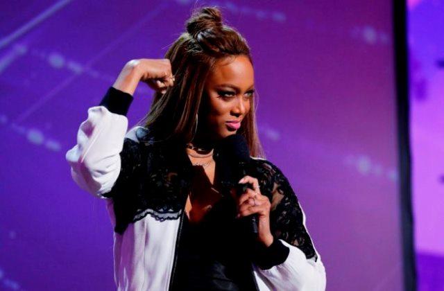 Tyra Banks épp csak beült a tehetségkutató zsűrijébe, máris bíróság elé állhat