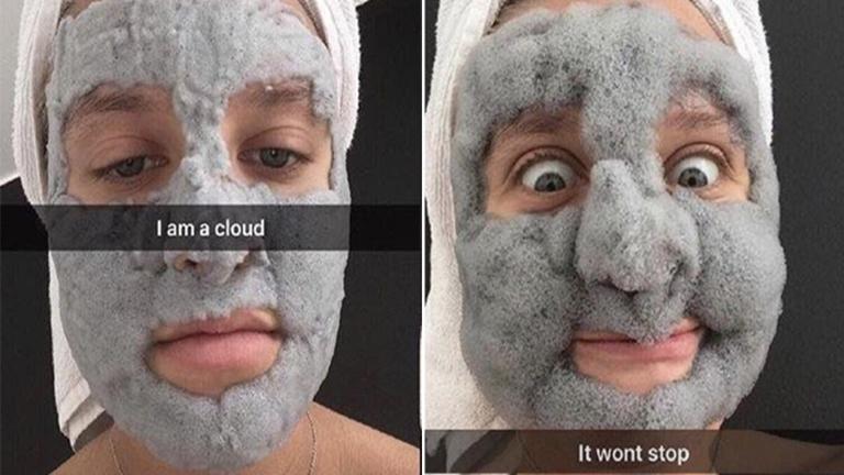 Ezt a bizarr arcmaszkot imádják a neten