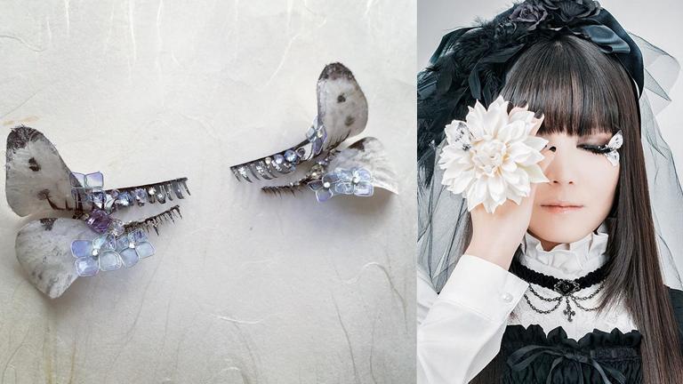 Beteges vagy látványos? Pillangós műszempillaőrület Japánból
