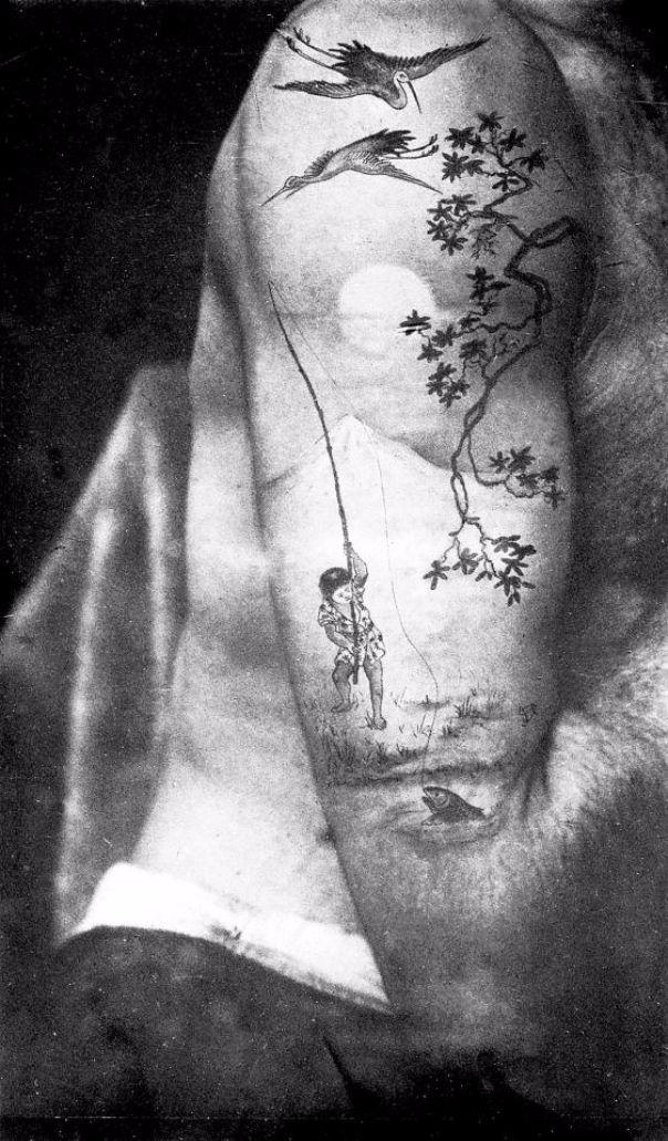 Elképesztő viktoriánus tetkók az 1800-as évekből