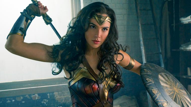 Wonder Woman-t az izraeli Gal Gadot kelti életre a vásznon (Fotó: Tumblr)