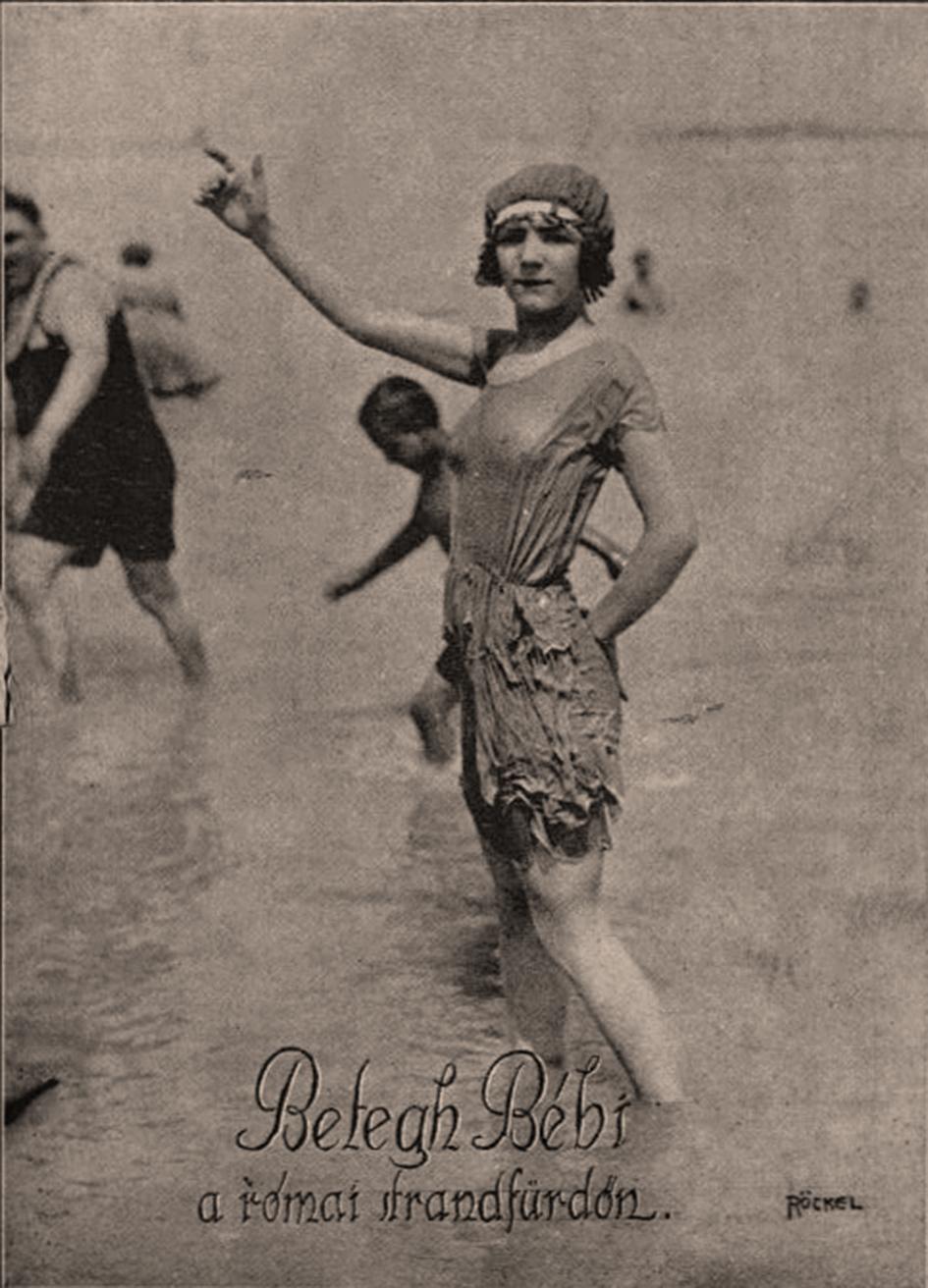 Betegh Bébi ízig-vérig modern nő volt