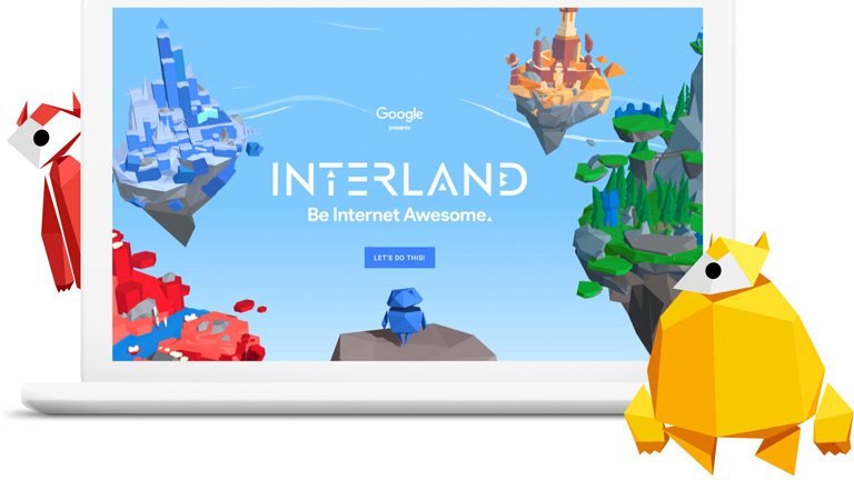 Interland - Be The Internet Awseome