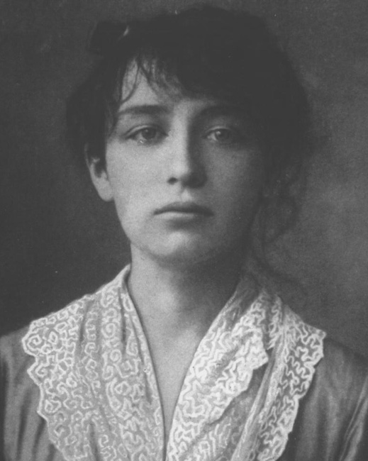 Camille Claudel (Forrás: Wikipedia)