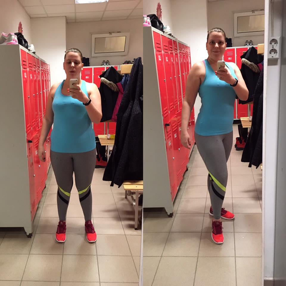 Egy igazán eltökélt életmódváltó: jótékonyan fogy 25 kilót Anikó