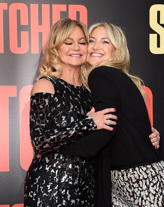 Goldie Hawn és Kate Hudson