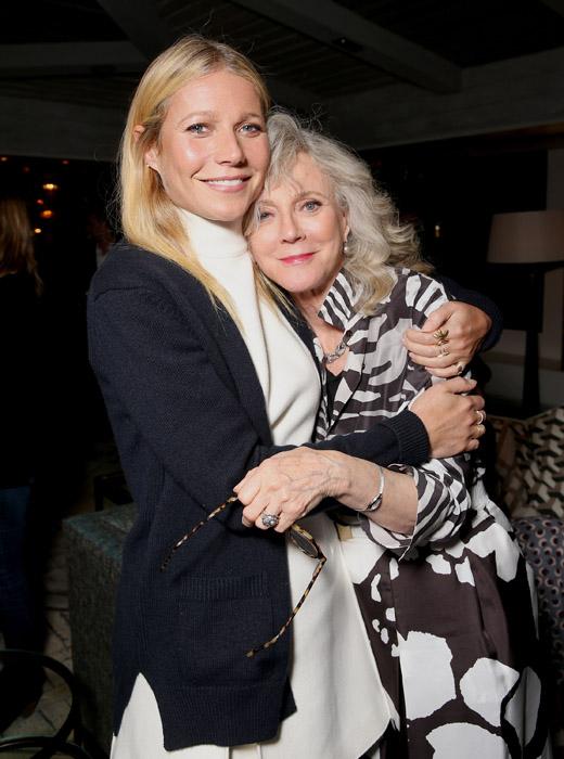 Gwyneth Paltrow és Blythe Danner (Fotó: Getty Images)