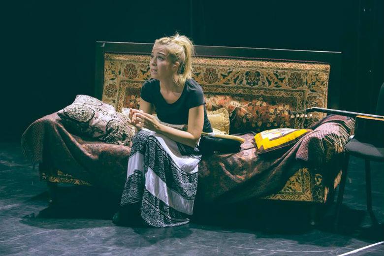 Kovács Patrícia hamarosan A vőlegény című darabban látható