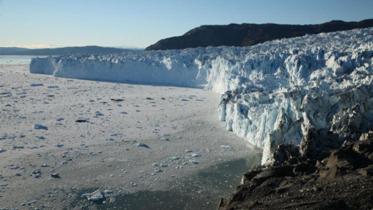 Kiderítették, hogy mitől olvad ekkora mértékben a grönlandi jégtakaró