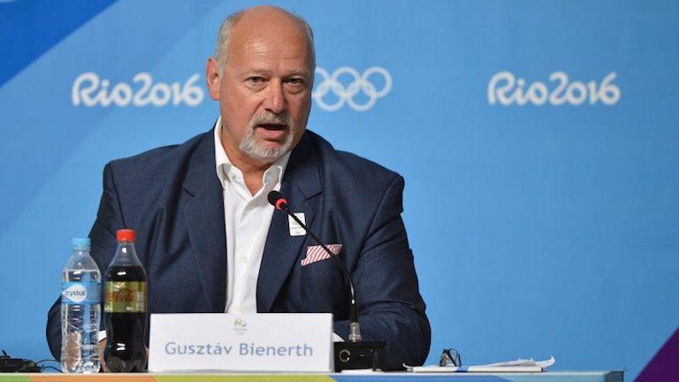 Bienerth Gusztáv (fotó: MTI)