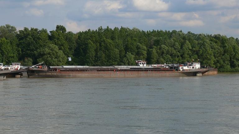 Ide épülne a híd (fotó: Kemsei Zoltán / Indóház)