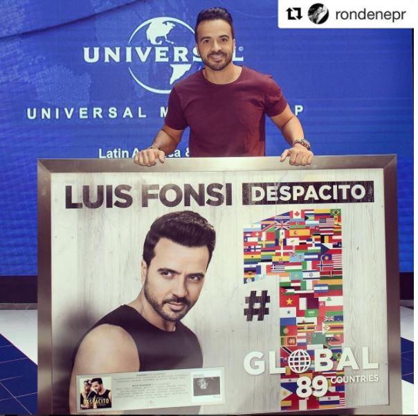 Luis Fonsi a Despacito előtt is sikeres volt Puerto Ricoban