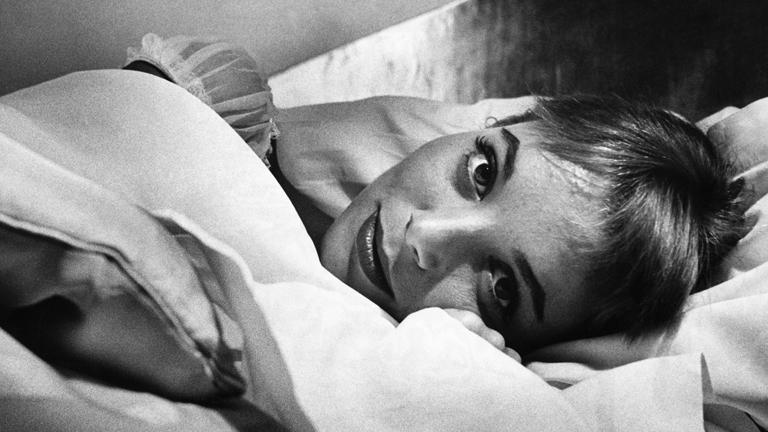 Elsa Martinelli egy 1956-os képen (Fotó: Getty Images)