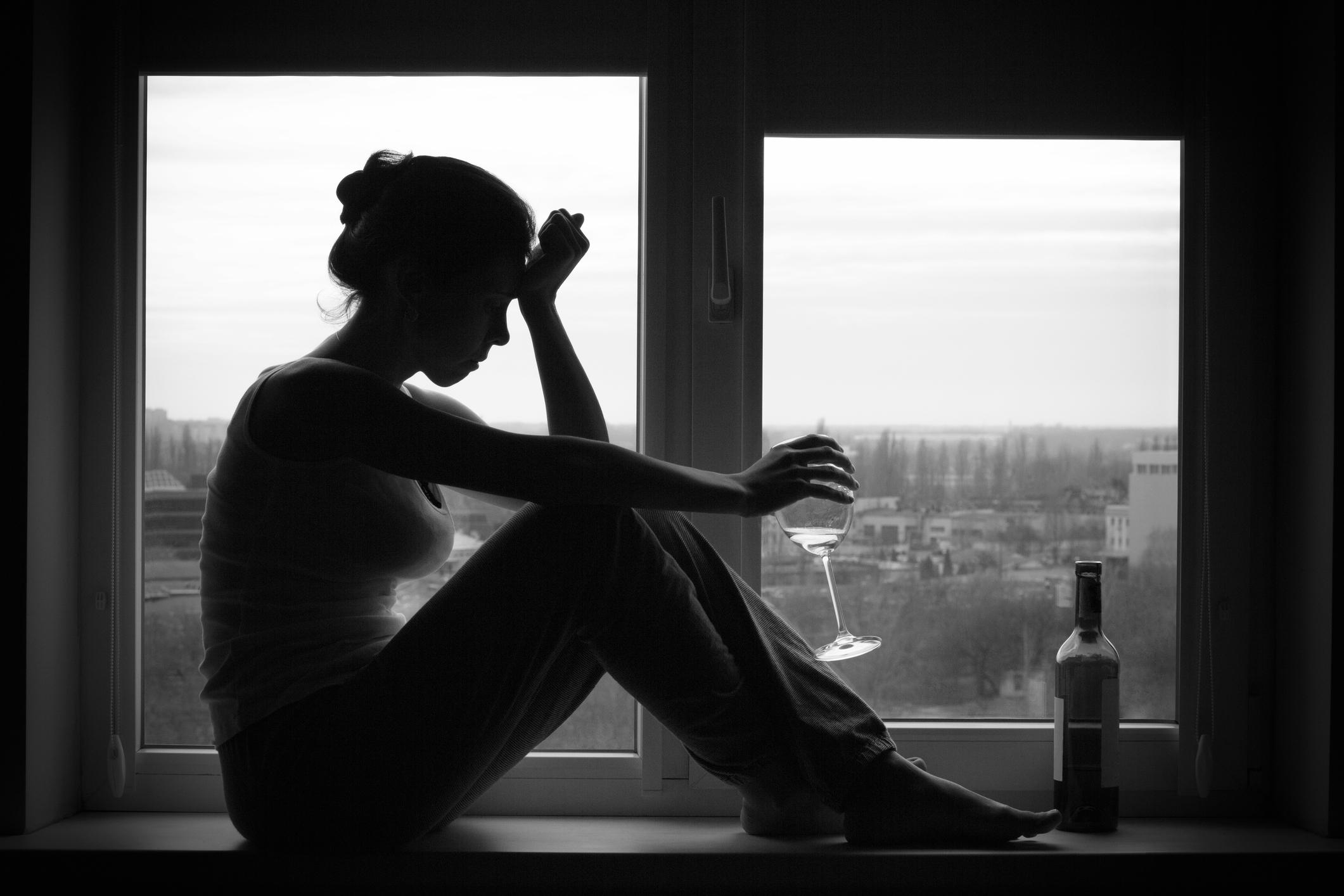 Alkohol nélkül el sem tudom képzelni az estéimet