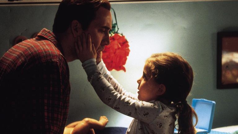 Jelenet a Segítség apa lettem c. filmből