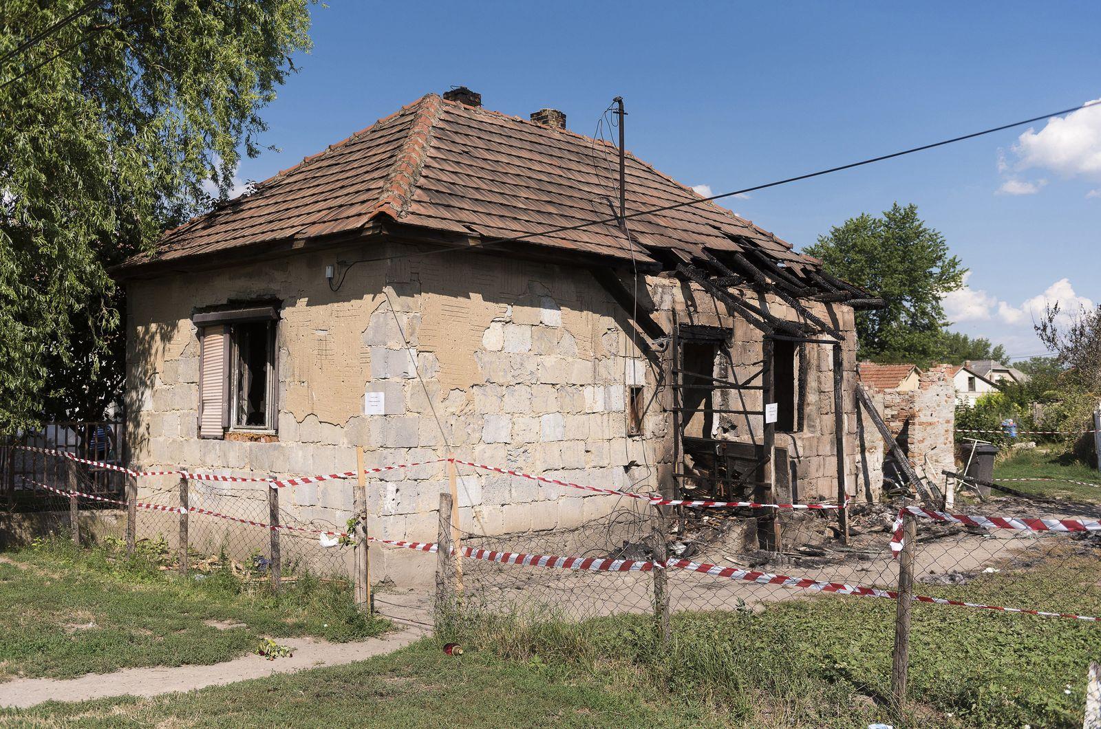 Részeg lehetett, amikor rágyújtotta a házat a családra a mezőcsáti férfi