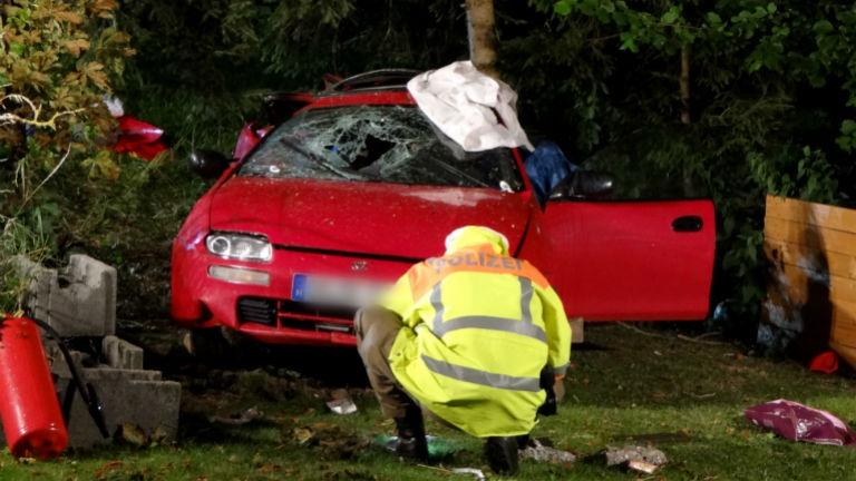 Fiatal pincér halt meg a bajorországi autóbalesetben