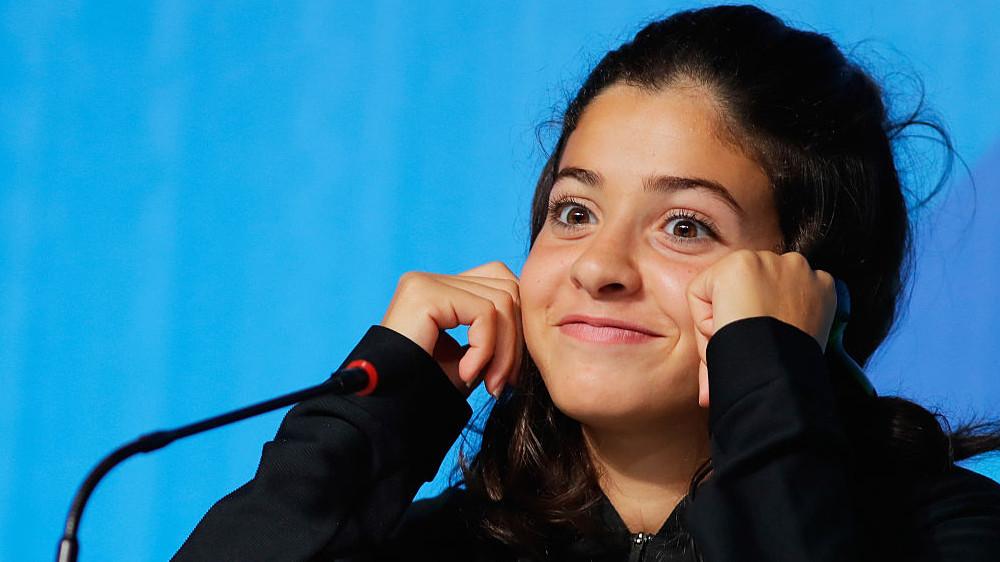 A Keletinél aludt menekültként a vizes VB-n versenyző Yusra Mardini