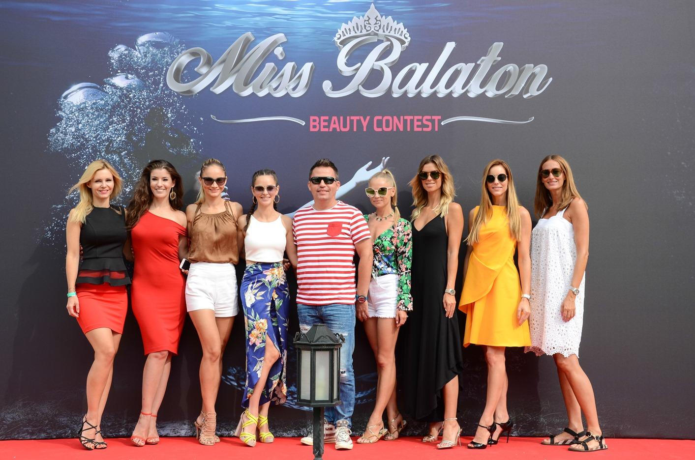 Gyönyörű lányokban idén sincs hiány: íme a Miss Balaton döntősei