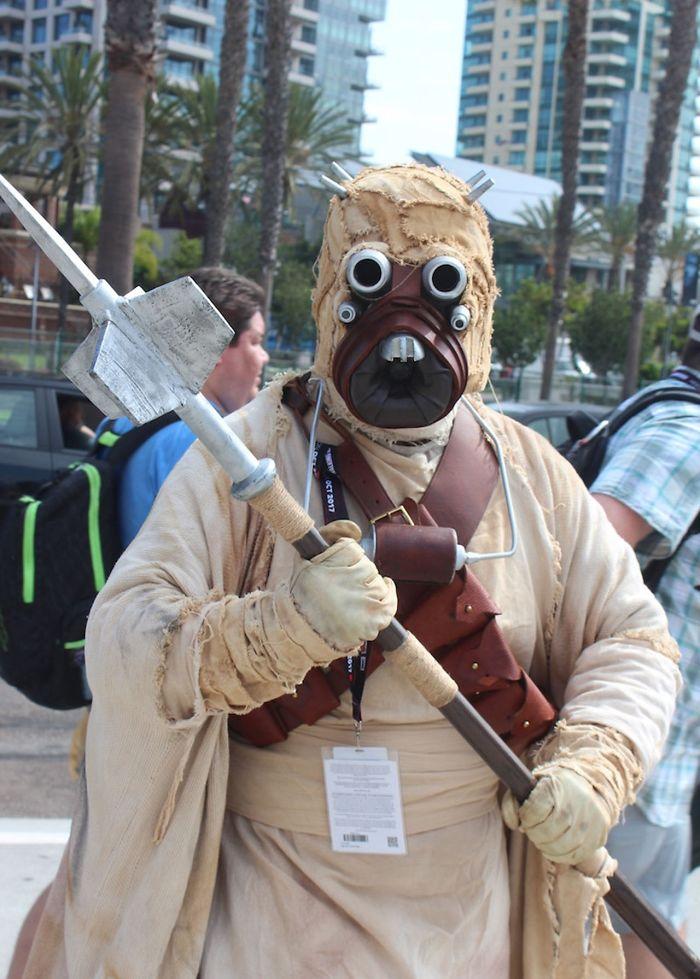 Ezek voltak a legkirályabb jelmezek a San Diegó-i Comic Conon