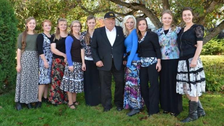 Winston Blackmore és néhány újabb felesége