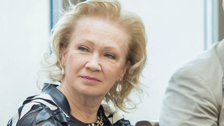Udvaros Dorottya színésznő