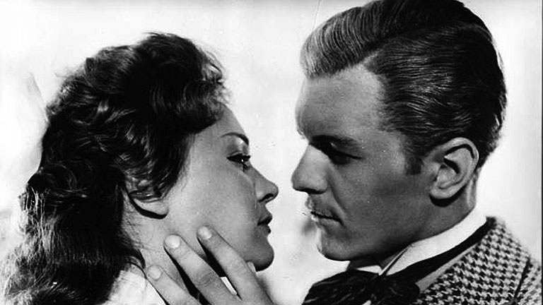 Az 1960-as A Noszty fiú esete Tóth Marival című filmben Mécs Károly keltette életre a Szemzőről mintázott figurát (Fotó: Tumblr)