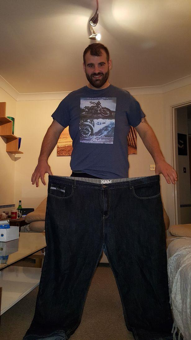 Másfél év alatt 76 kilót fogyott, miután megcsalta a barátnője