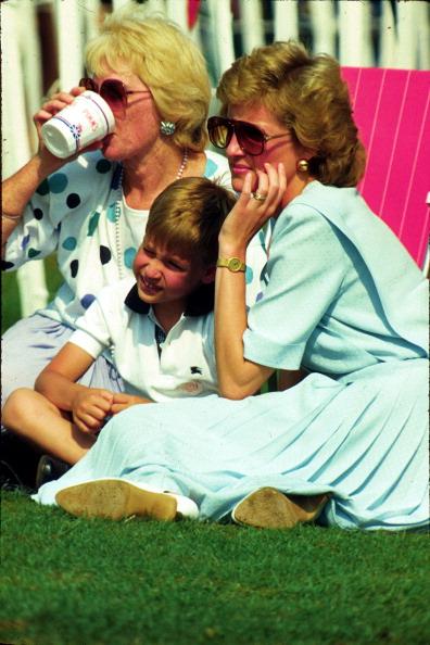 Diana hercegnő legszebb pillanatai édesanyaként