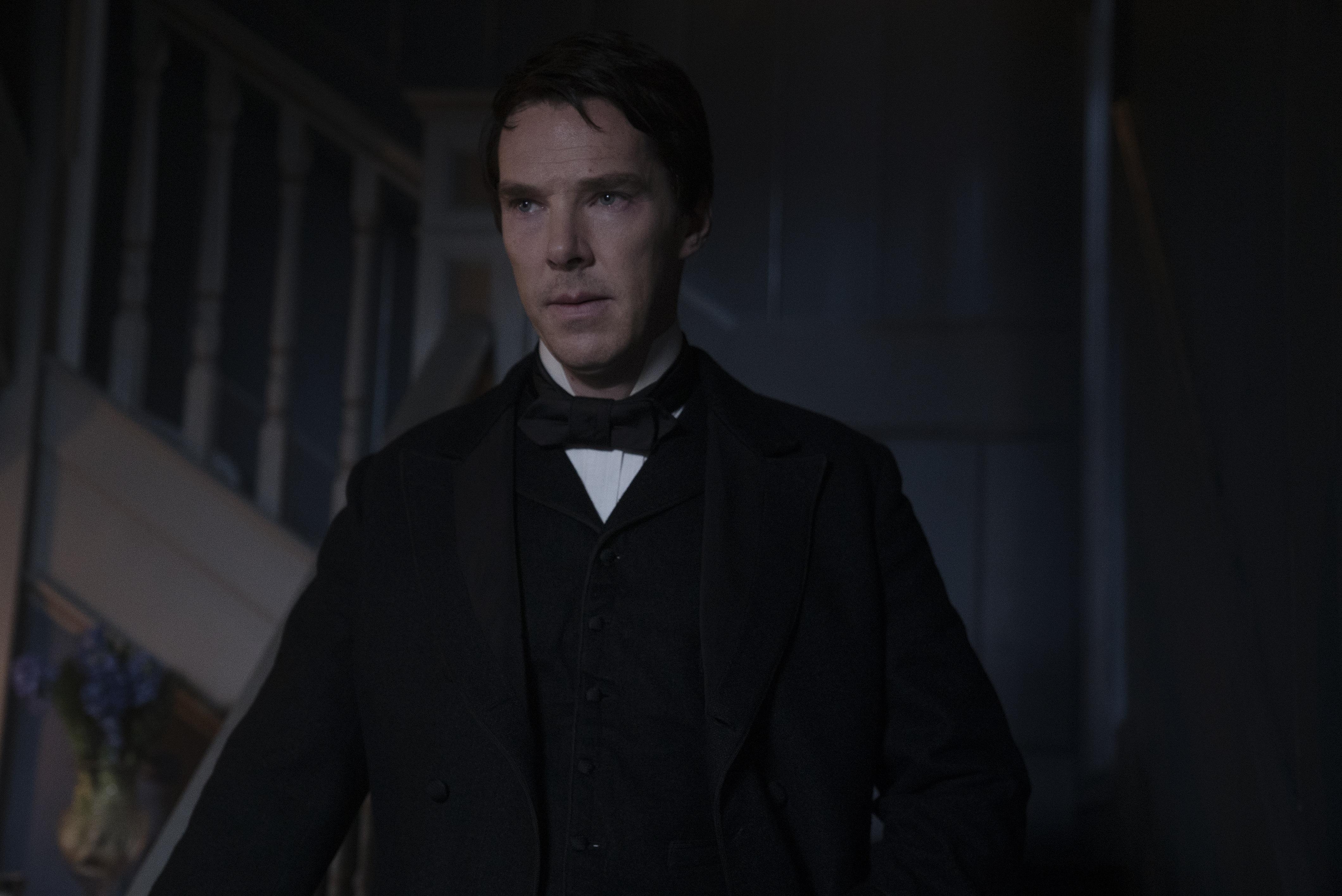 Benedict Cumberbatch mint Thomas Edison