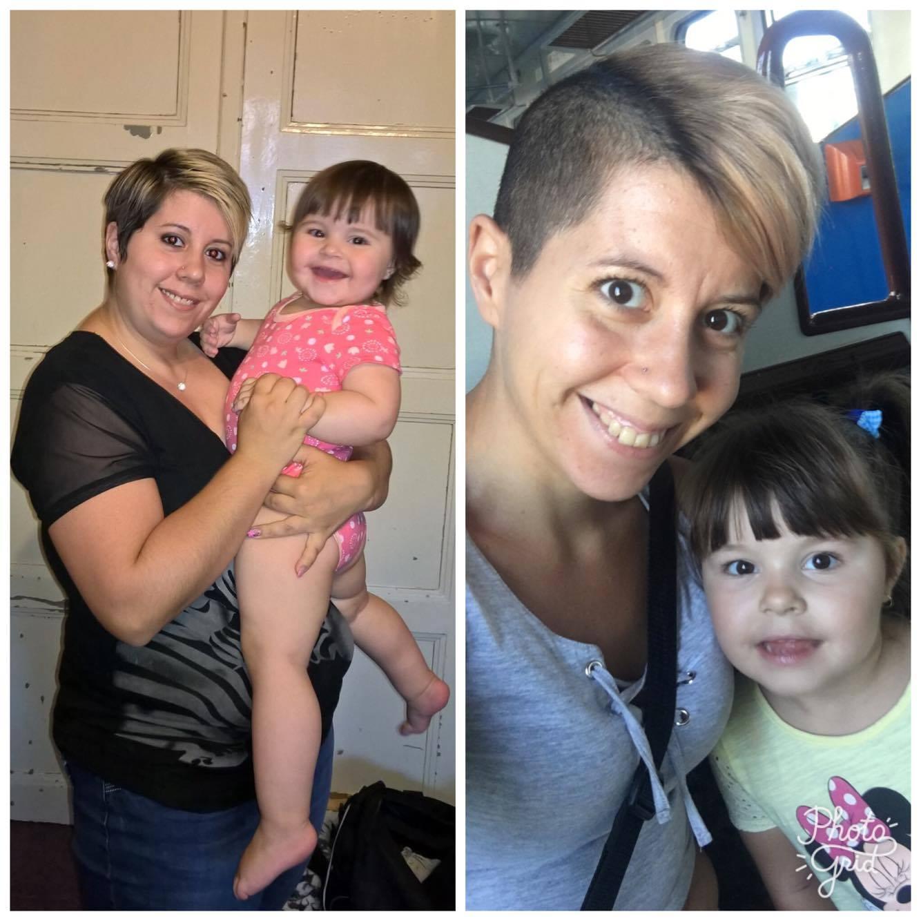 Szülése után 25 kilótól szabadult meg Viki