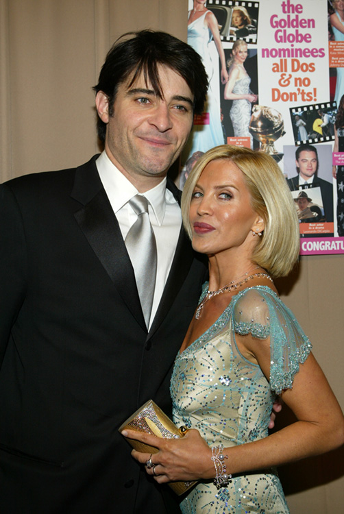 Goran és felesége Ivana (Fotó: Getty Images)