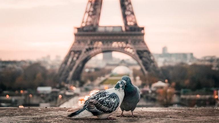 Párizs, a szerelmesek városa
