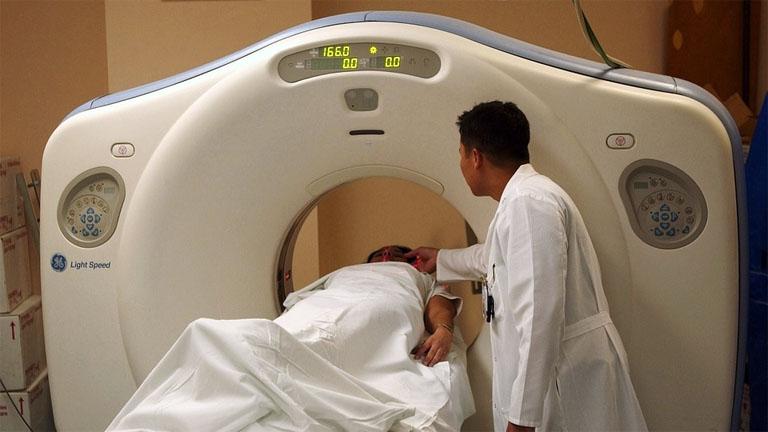 Daganatok után is kutatnak a CT-vizsgálaton