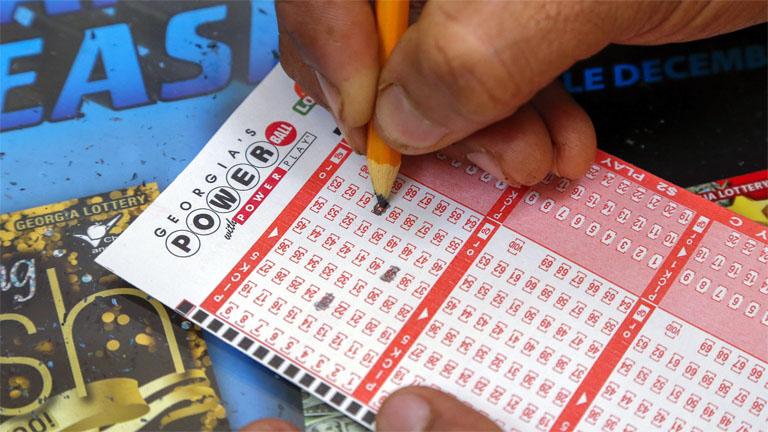6 számot kell eltalálni a Powerball lottón