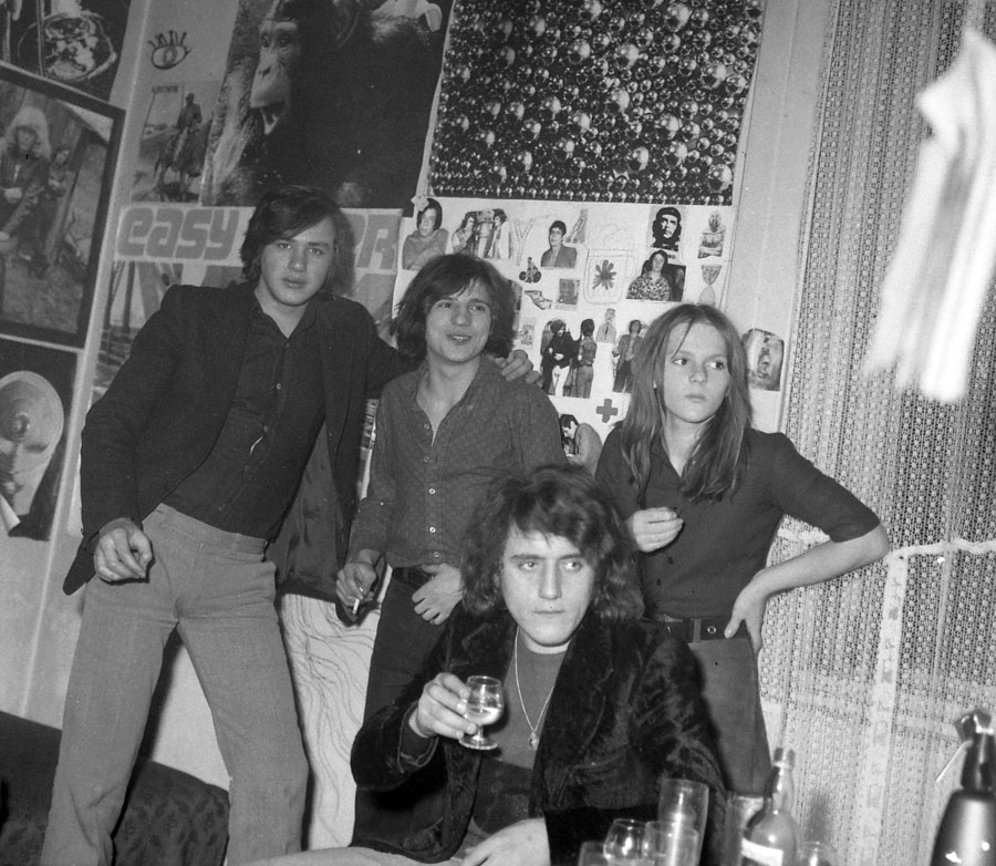 Ilyen volt egy házibuli a 70-es években
