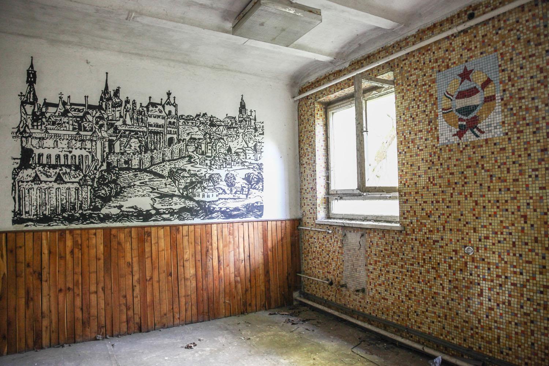 Szellemváros: így néz ki az egykori újpesti flottilla laktanya