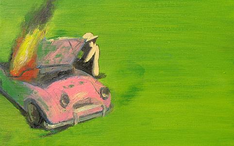 Mayer Hella - Krimi az autóparádén