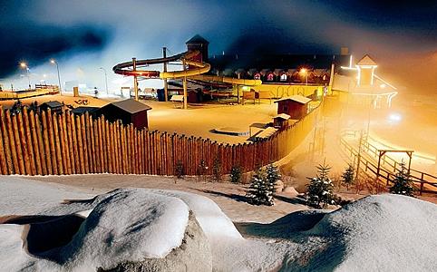 Aquapark Tatralandia (Fotó: Slovakia Tourism)