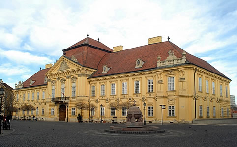 Püspöki Palota, Székesfehérvár