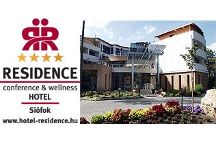 Hotel Residence**** a wellness otthona