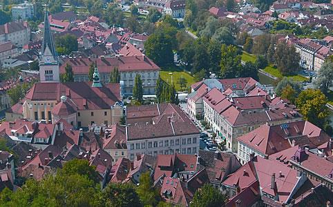 Hosszú hétvége Ljubljanában