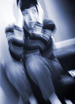 A pánikbetegség és tünetei