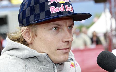 Exkluzív interjú Kimi Räikkönennel: