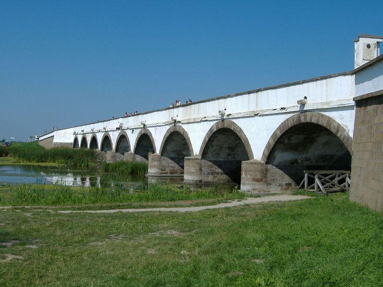 A kilenclyukú híd Fotó: