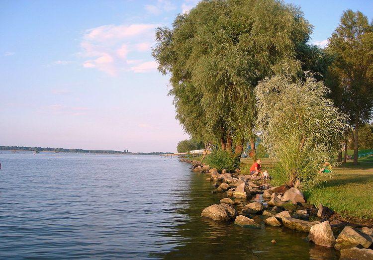 A Tisza-tó Fotó